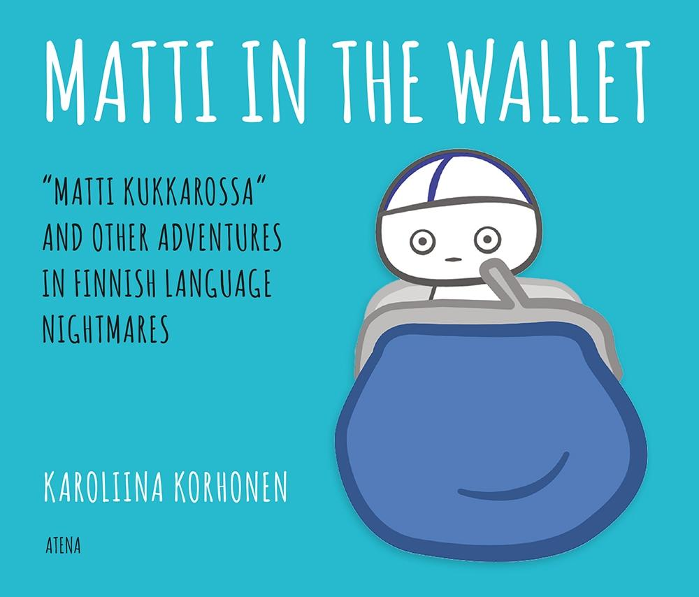 humorous picture of a guy in wallet
